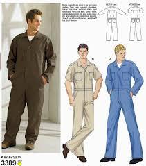 jumpsuit stitching pattern male pattern boldness men s jumpsuits yea or nay