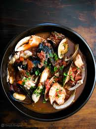 8 Classic Fish And Seafood Sauce Recipes Cioppino Recipe Simplyrecipes Com