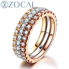 wedding rings at galaxy co zocai south africa 0 39 ct diamond ring of 18k white gold wedding