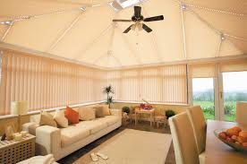 interior ceiling fan design ideas with vertical blinds lowes plus