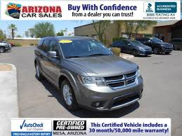 blue station wagon certified pre owned 2013 dodge journey sxt station wagon in mesa