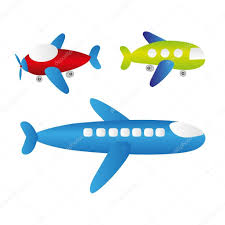 imagenes animadas de aviones conjunto de dibujos animados de aviones archivo imágenes