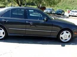 2002 mercedes e class 2002 02 mercedes e class e55 e 55 amg personal used car
