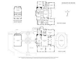 Floor Plan Mansion Homes U0026 Mansions Floor Plans To Le Palais Royal 935 Hillsboro