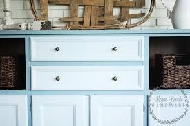 my love relationship with diy and my diy milk painted buffet