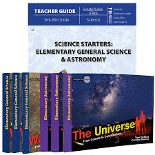 science starters elementary general science u0026 astronomy