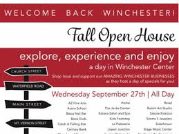 welcome back winchester on wednesday winchester ma patch