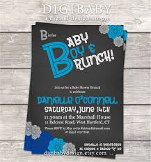 baby shower brunch invitations best inspiration from kennebecjetboat