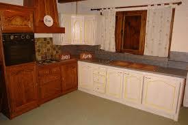 renovation cuisine pas cher renovation cuisine rustique chene decoration cuisine rustique