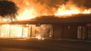 North Bay Fire Hall Ny by Four Alarm Fire Destroys Majority Of Shops At Cahalan Square