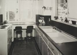 modern kitchen sink with drain boards and chrome faucet 16 vintage kohler kitchens and an important kitchen sinks still