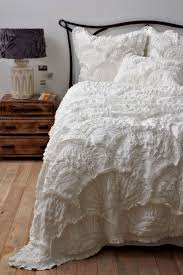 Twin White Comforter Bedroom Ruffle Bedding Twin Ruffle Bedspreads Ruffle Comforter