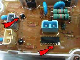 how to remove the silicone in the circuit board electronics