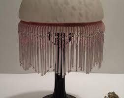 Lamp Shades Etsy by Beaded Lamp Shade Etsy