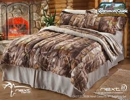 Blue Camo Bed Set Next Camo Bedding From Castlecreek Now Available At The Sportsmans