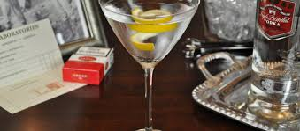 martini dry vermouth the cocktails of james bond the vodka martini business jet traveler