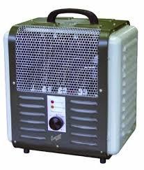 Comfort Zone Heater Fan Comfort Zone Cz240 Industrial Fan Forced Portable Heater