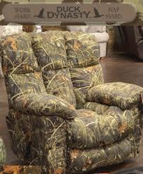 duck dynasty camo furniture sales medium lay flat recliner my