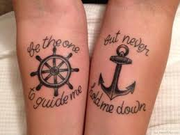 the 25 best matching tattoos for couples ideas on pinterest