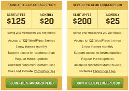 price changes for new club members woocommerce
