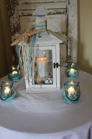 Lanterns For Wedding Centerpieces by Best 25 Beach Wedding Centerpieces Ideas On Pinterest Beach