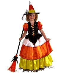witch candy corn costume dress girls halloween costumes