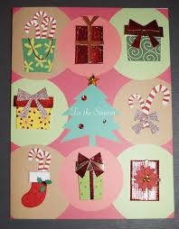 Creative Ideas To Make Greeting Cards - 20 beautiful diy u0026 homemade christmas card ideas for 2012