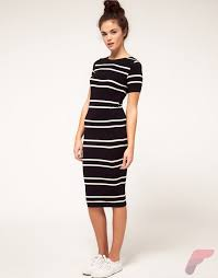 how to look gorgeous with casual midi dress midi dresses