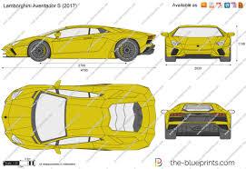 lamborghini gallardo blueprint the blueprints com vector drawing lamborghini aventador s