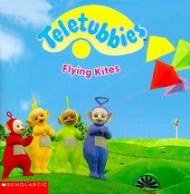 teletubbies flying kites teletubbies scholastic books paperback