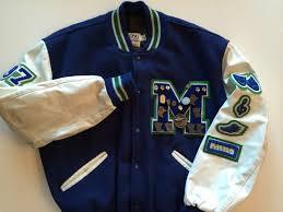 varsity letter jacket amazing jacket in blue green u0026