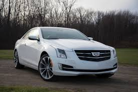 ats cadillac coupe seat 2015 cadillac ats coupe s journal on autoline