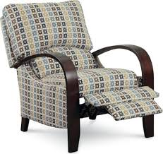 contemporary wooden arm recliner sales my rooms furniture gallery