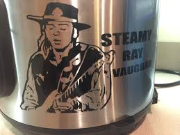 instant pot decal crockpot decal funny stevie ray vaughan