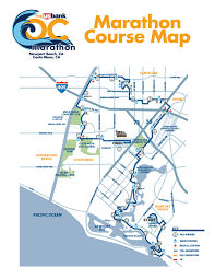 Expo Line Map U S Bank Oc Marathon Course Map Pdf