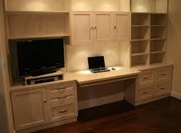 Custom Built Bedroom Furniture by Dresser Desk Custom Built In Desk Living Room Library