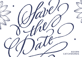 25 exquisite fonts for wedding stationery youworkforthem