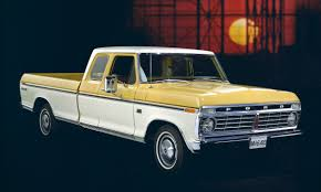 Ford F100 1975 Ford F Series A Brief History Autonxt
