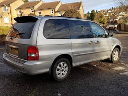 kia sedona 2003 diesel 7 seater bargain px in high wycombe