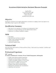 technical experience resume sample large related samples to