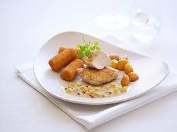 recette de cuisine filet de faisan filet de faisan à la sauce douce au poivre billes de pomme au