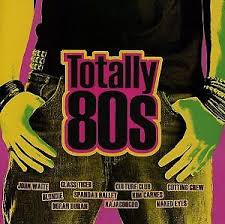 totally 80s cd various artists totally 80s cd 792755206423 ebay
