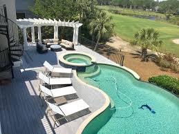private infinity pool golf u0026 ocean views vrbo