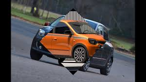 renault car 1970 new 2018 renault twingo gt concept youtube