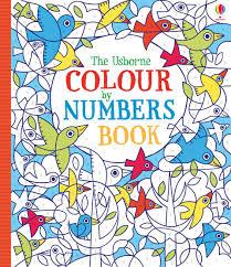 colour by numbers book u201d at usborne children u0027s books