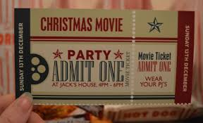 Christmas Party Ticket How To Host A Fantastic Kids Christmas Party For Less Than 5 Per