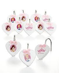 Disney Bathroom Accessories by Disney Bath Accessories Princess Timeless Elegance Shower Curtain