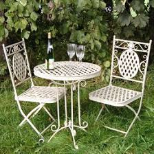 Metal Garden Chairs And Table Metal Garden Furniture Wayfair Co Uk