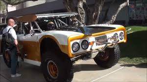 bronco trophy truck ford bronco baja racer youtube