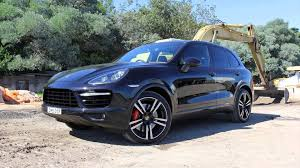 2006 Porsche 911 Turbo S Porsche Cayenne Turbo S Youtube